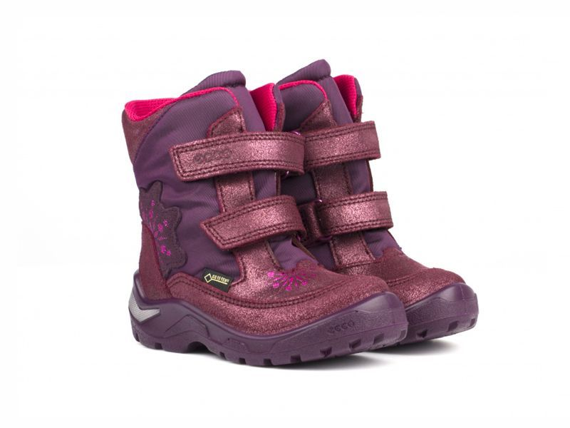 Ботинки детские ECCO SNOWRIDE ZK2911 стоимость, 2017