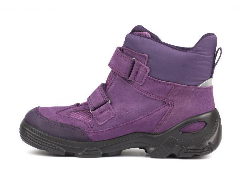 Ботинки для детей ECCO SNOWBOARDER ZK2915 примерка, 2017