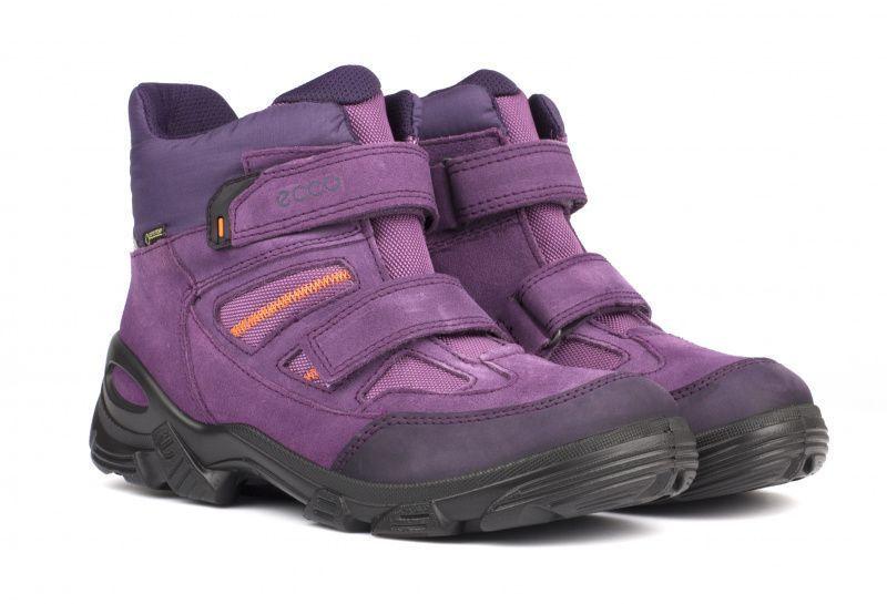 Ботинки для детей ECCO SNOWBOARDER ZK2915 размерная сетка обуви, 2017