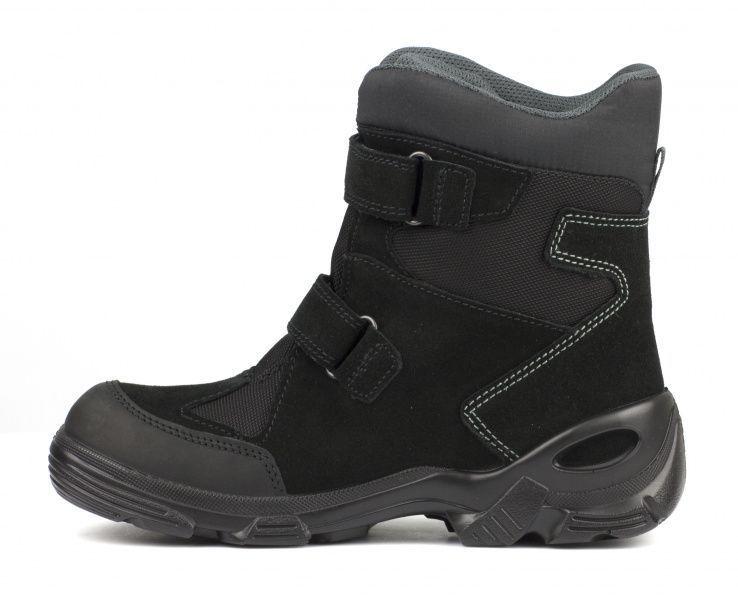 Ботинки для детей ECCO SNOWBOARDER ZK2918 примерка, 2017