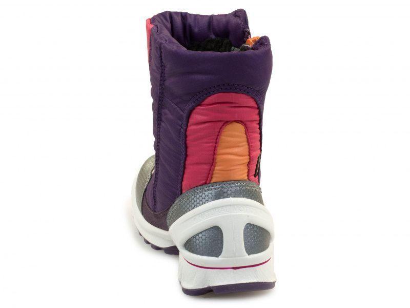 Ботинки для детей ECCO BIOM HIKE INFANT ZK2930 примерка, 2017