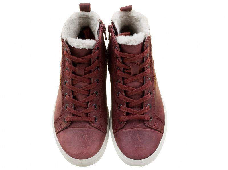 Ботинки детские ECCO S7 TEEN ZK2942 брендовая обувь, 2017