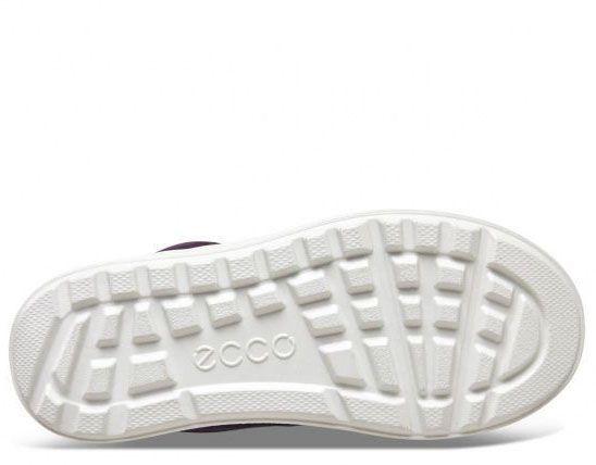 дівчачі черевики ecco urban snowboarder 722102(50125) замшеві фото 3