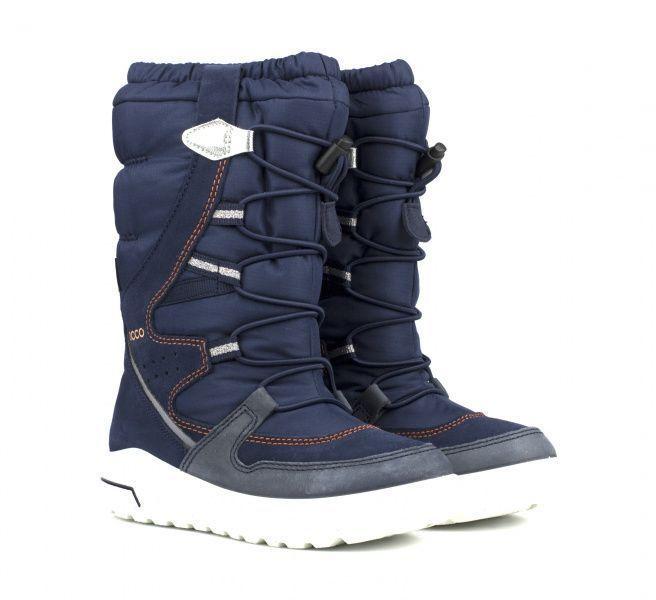Ботинки для детей ECCO URBAN SNOWBOARDER ZK2957 примерка, 2017