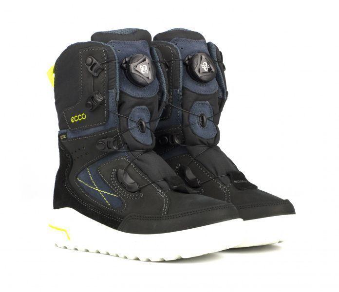 Ботинки для детей ECCO URBAN SNOWBOARDER ZK2959 примерка, 2017