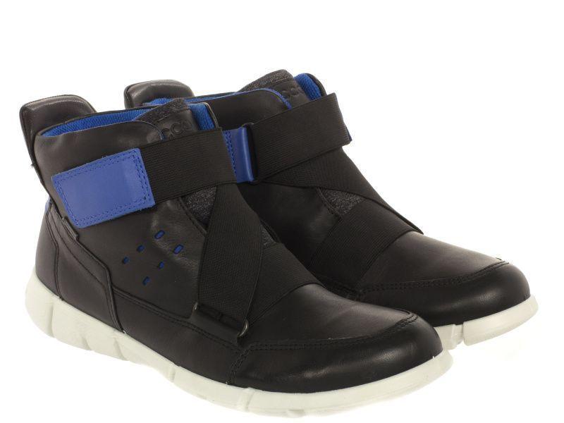 Купить Ботинки для детей ECCO INTRINSIC ZK2966, Черный