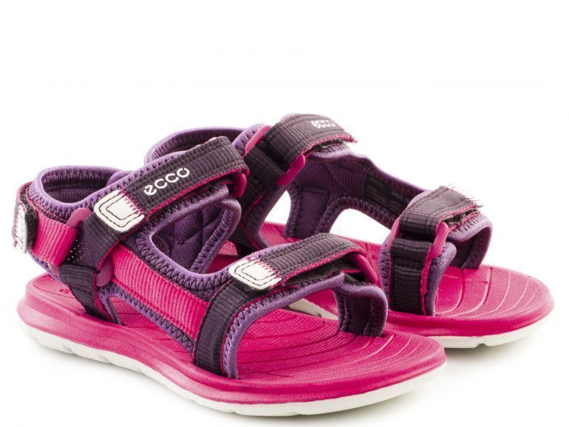 Купить Сандалии детские ECCO INTRINSIC LITE ZK2976, Фиолетовый