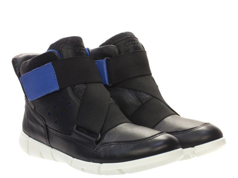 Купить Ботинки для детей ECCO INTRINSIC ZK2985, Черный