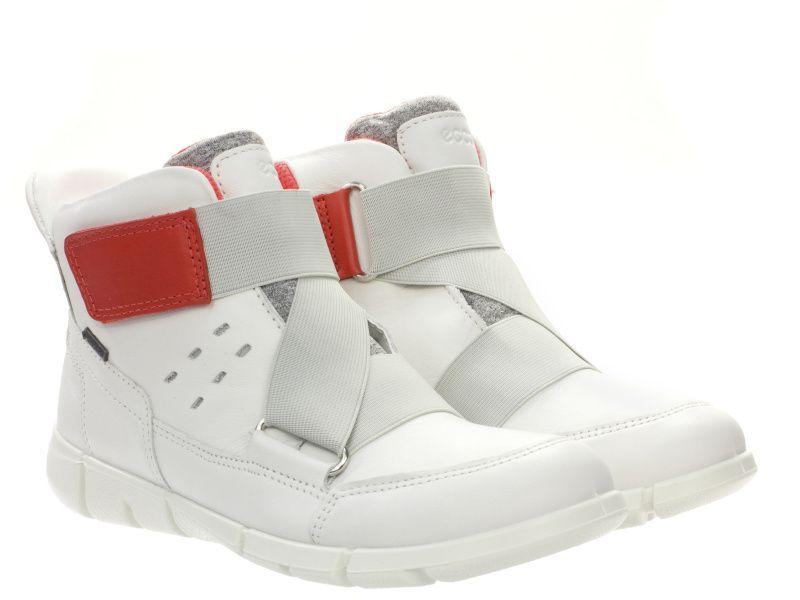 Купить Ботинки для детей ECCO INTRINSIC ZK2986, Белый
