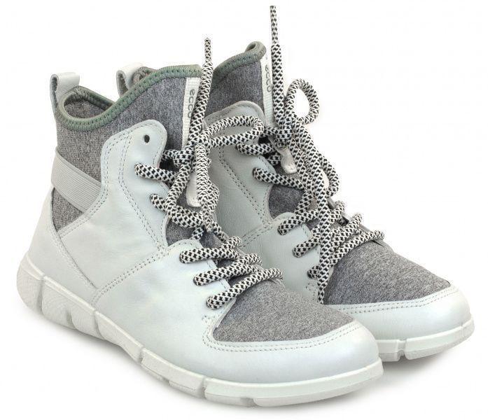 Купить Ботинки для детей ECCO INTRINSIC ZK2987, Белый