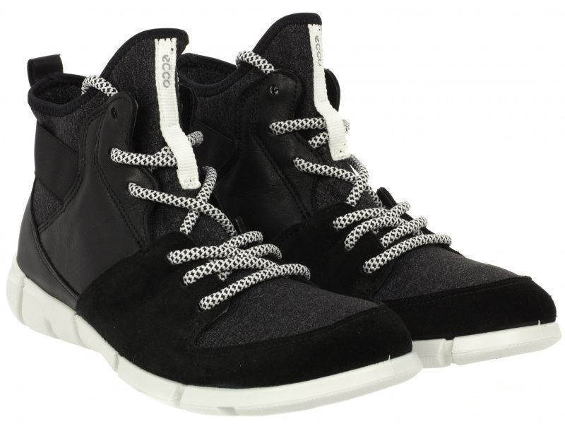 Купить Ботинки для детей ECCO INTRINSIC ZK2988, Черный