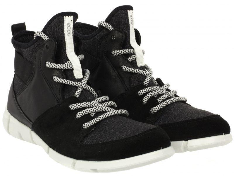 Купить Ботинки для детей ECCO INTRINSIC ZK2989, Черный