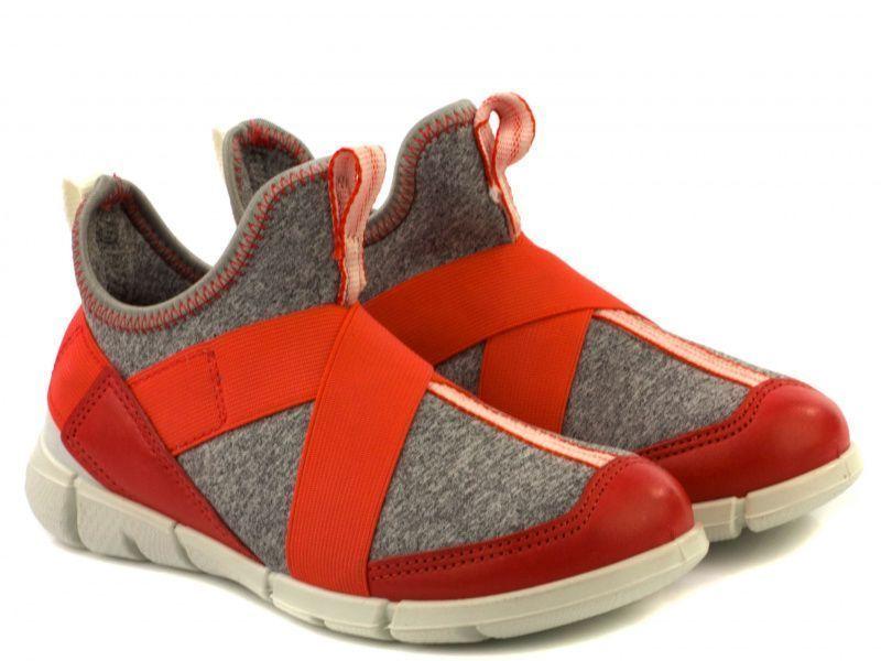 Купить Ботинки детские ECCO INTRINSIC ZK2990, Оранжевый
