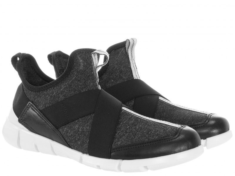 Купить Ботинки для детей ECCO INTRINSIC ZK2992, Черный