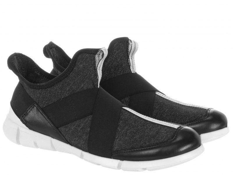 Купить Ботинки для детей ECCO INTRINSIC ZK2993, Черный