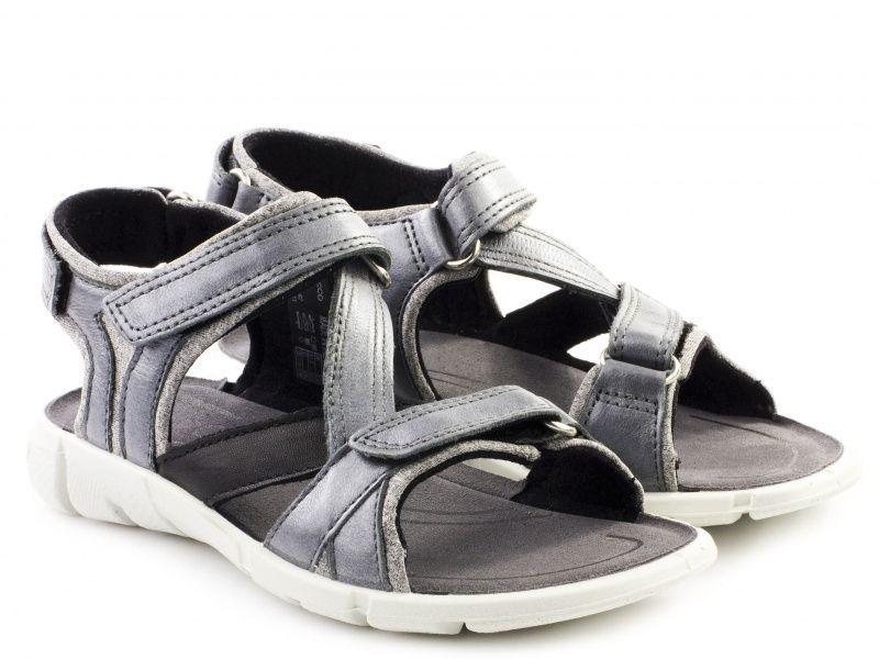 Купить Сандалии детские ECCO INTRINSIC ZK2995, Серый