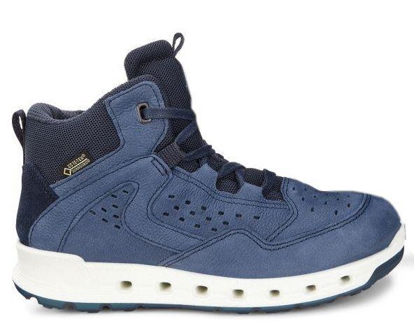 хлопчачі черевики ecco cool 706022(50887) нубукові