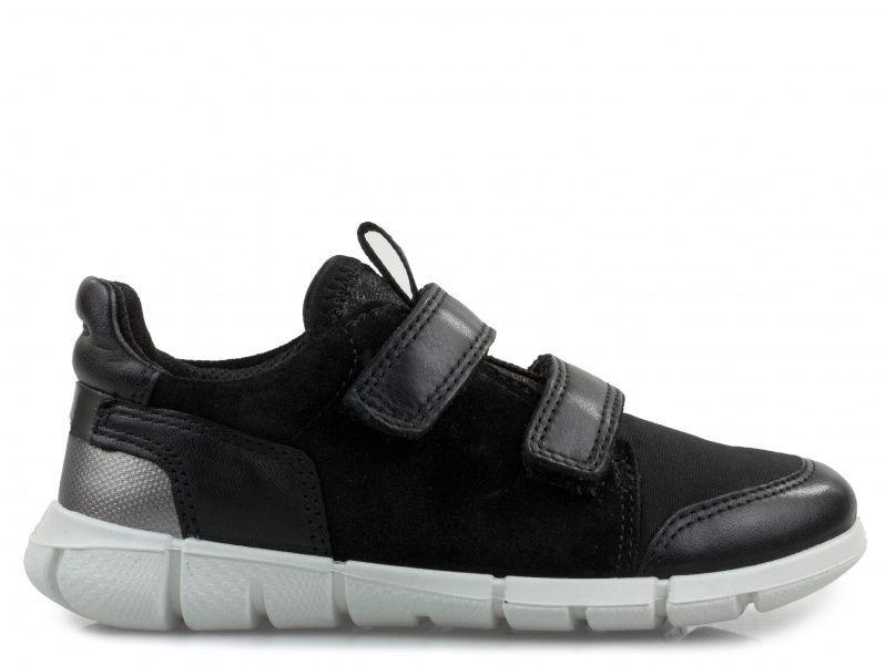 Купить Ботинки для детей ECCO INTRINSIC SNEAKER ZK3051, Черный