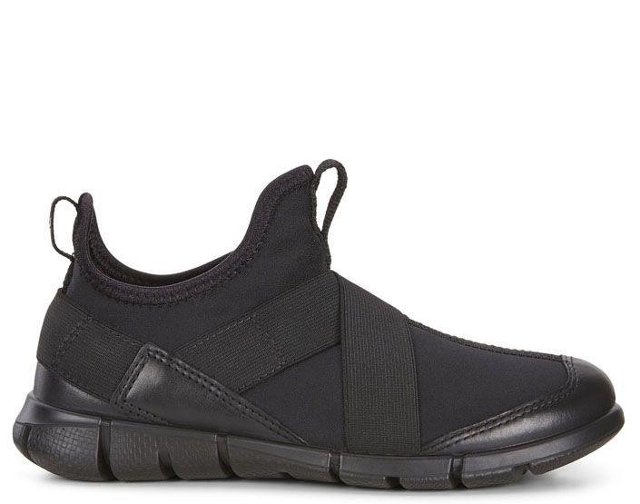 Купить Ботинки детские ECCO INTRINSIC SNEAKER ZK3052, Черный