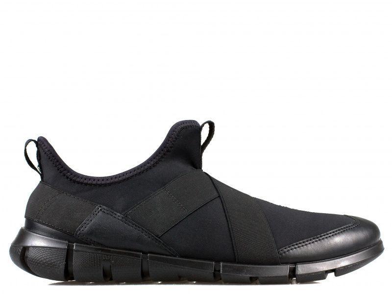 Ботинки детские ECCO INTRINSIC SNEAKER ZK3053, Черный  - купить со скидкой