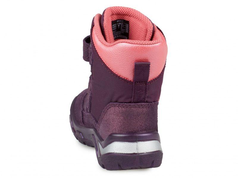 дівчачі черевики ecco snowride 751291(50722) комбінований верх фото 1