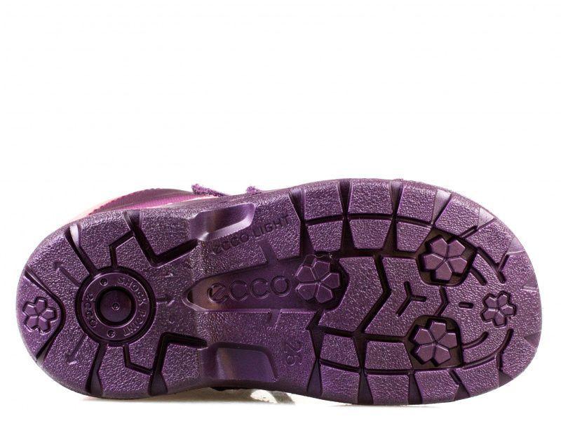 дівчачі черевики ecco snowride 751291(50722) комбінований верх фото 3