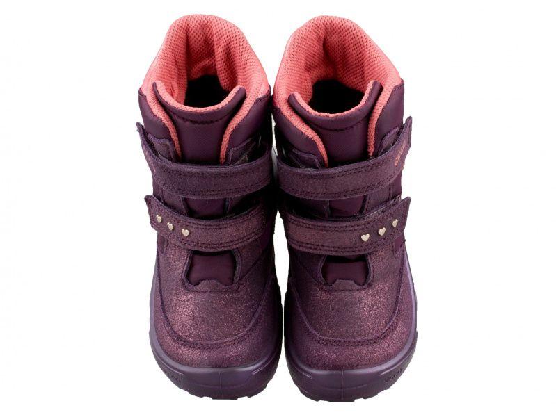дівчачі черевики ecco snowride 751291(50722) комбінований верх фото 4