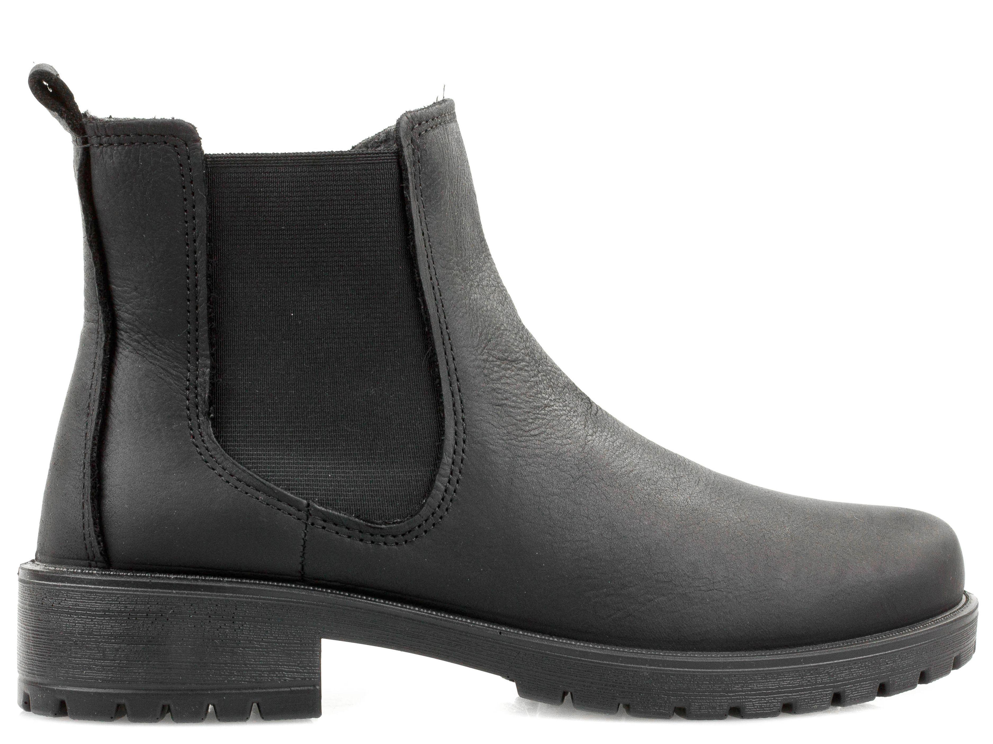 Ботинки для детей ECCO ELAINE KIDS ZK3081 размерная сетка обуви, 2017