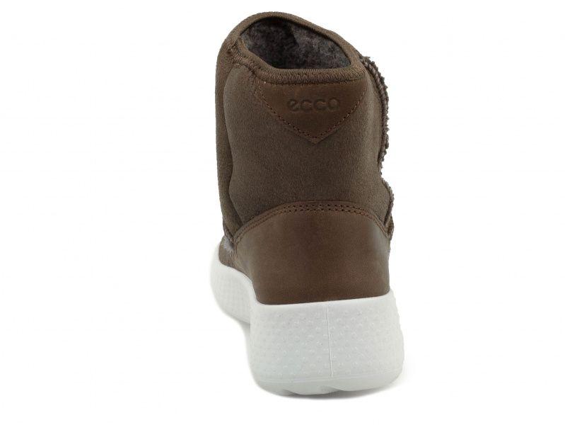 дівчачі черевики ecco ukiuk kids 723722(50742) комбінований верх фото 1