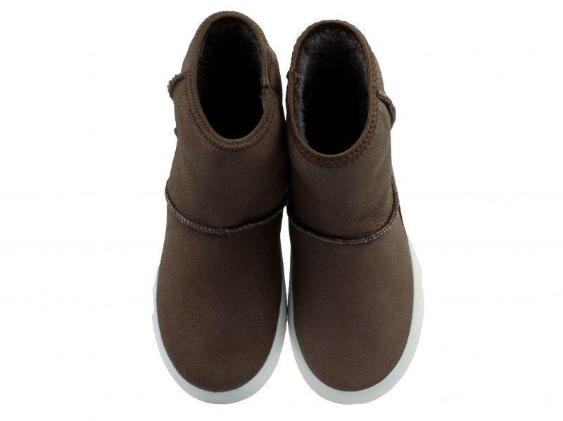 дівчачі черевики ecco ukiuk kids 723722(50742) комбінований верх фото 4