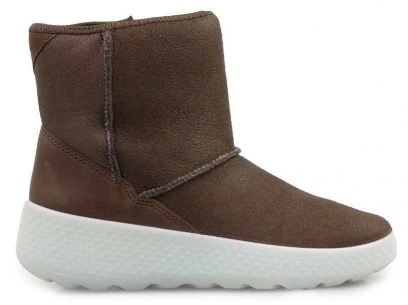 дівчачі черевики ecco ukiuk kids 723722(50742) комбінований верх