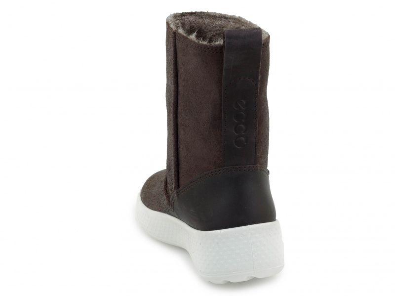 Сапоги для детей ECCO UKIUK KIDS ZK3087 цена обуви, 2017