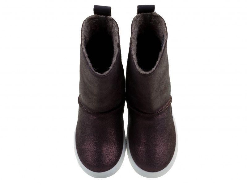 дівчачі чоботи ecco ukiuk kids 723732(55860) комбінований верх фото 4