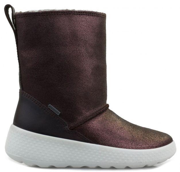 Сапоги для детей ECCO UKIUK KIDS ZK3087 брендовая обувь, 2017