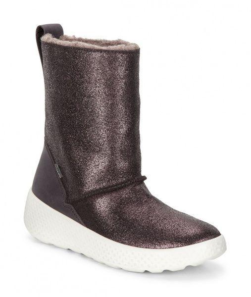 Сапоги детские ECCO UKIUK KIDS ZK3087 брендовая обувь, 2017