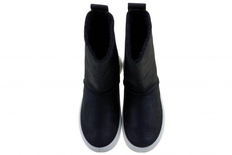 дівчачі чоботи ecco ukiuk kids 723733(51707) комбінований верх фото 4