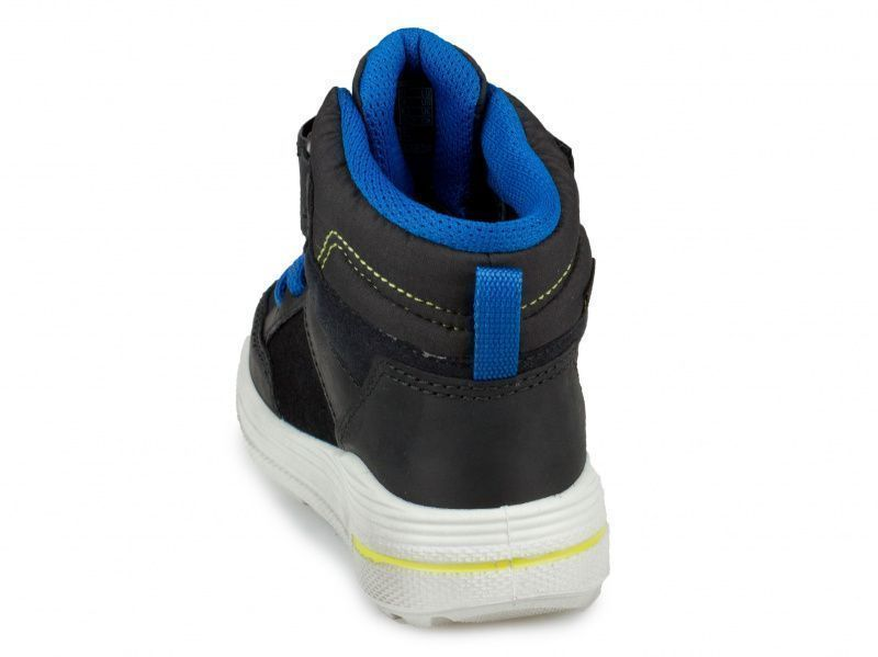 хлопчачі черевики ecco urban snowboarder 722212(51707) комбінований верх фото 1