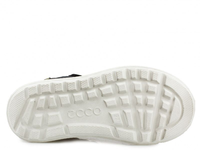 хлопчачі черевики ecco urban snowboarder 722212(51707) комбінований верх фото 3