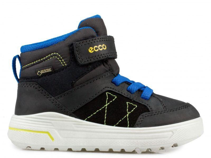 хлопчачі черевики ecco urban snowboarder 722212(51707) комбінований верх