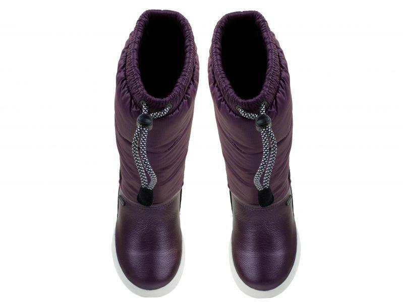 дівчачі чоботи ecco ukiuk kids 723712(50741) шкіряні/текстильні фото 4