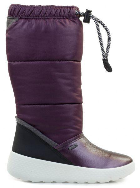 дівчачі чоботи ecco ukiuk kids 723712(50741) шкіряні/текстильні