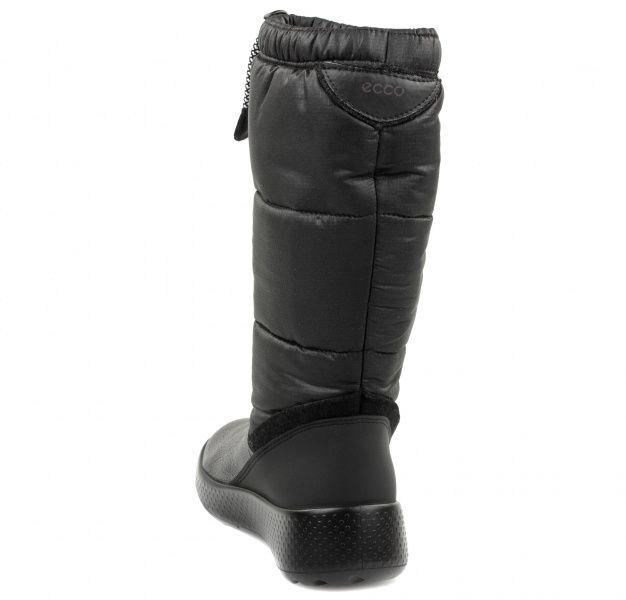 дівчачі чоботи ecco ukiuk kids 723712(58154) шкіряні/текстильні фото 1