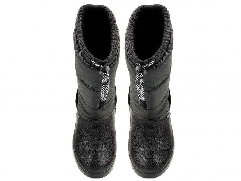 дівчачі чоботи ecco ukiuk kids 723712(58154) шкіряні/текстильні фото 4