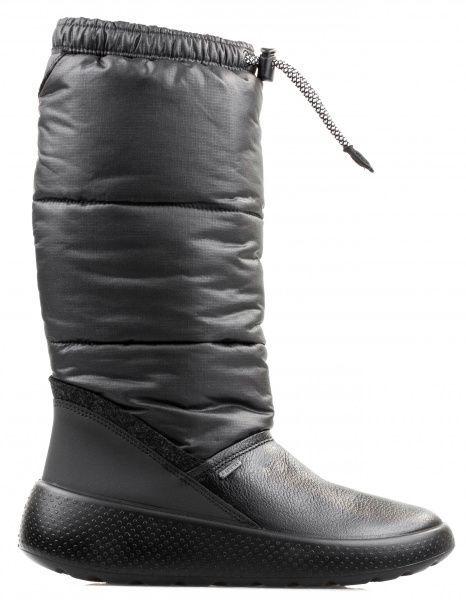 дівчачі чоботи ecco ukiuk kids 723713(58154) шкіряні/текстильні