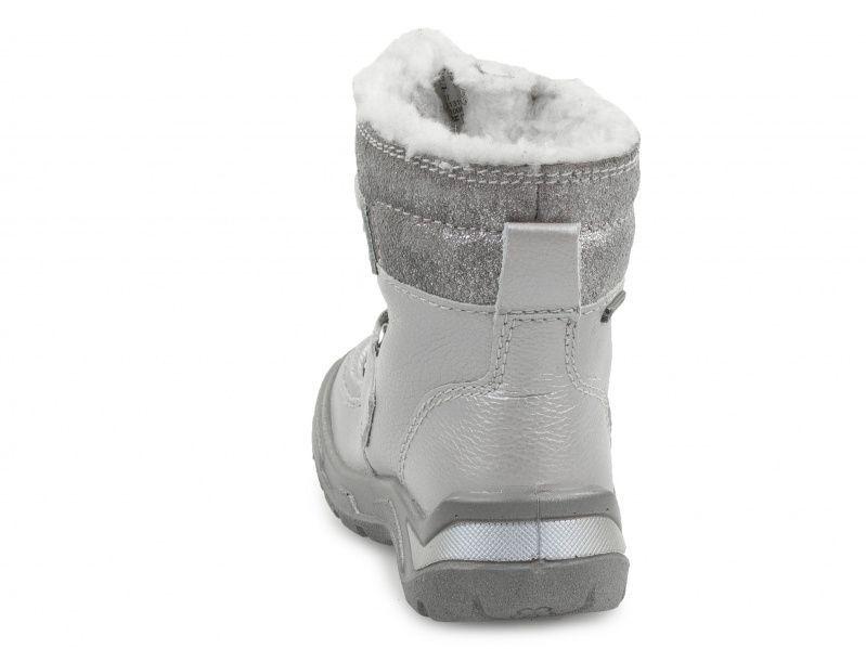 дівчачі черевики ecco snowride 751311(50740) комбінований верх фото 1