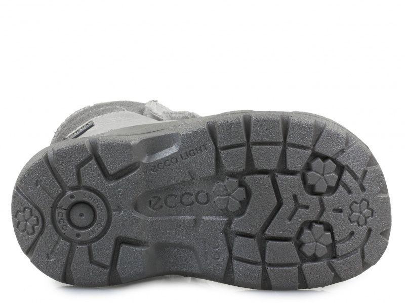 дівчачі черевики ecco snowride 751311(50740) комбінований верх фото 3
