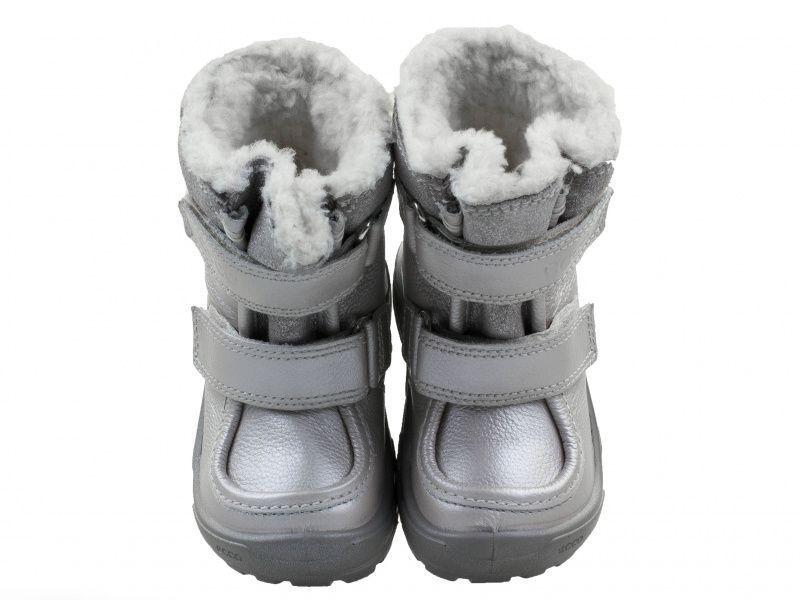 дівчачі черевики ecco snowride 751311(50740) комбінований верх фото 4