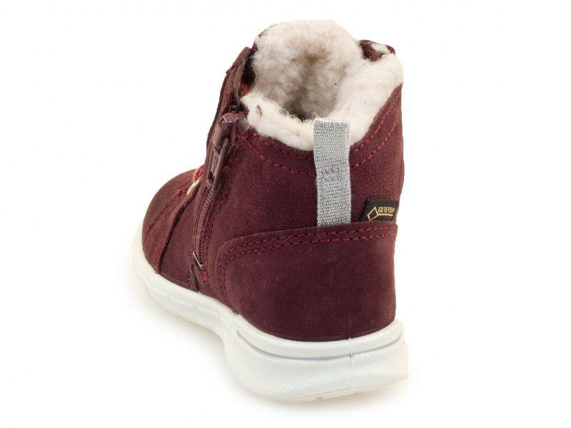 дівчачі черевики ecco first 754211(01070) шкіряні фото 1