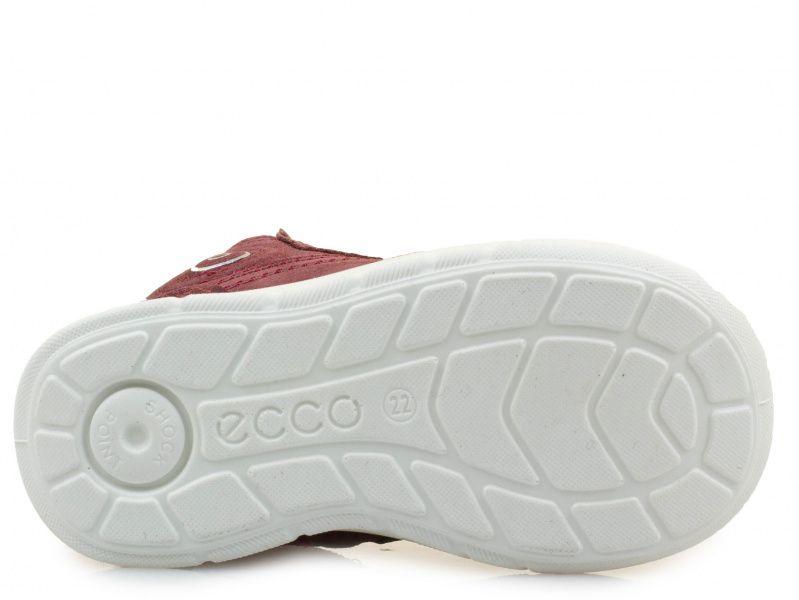 дівчачі черевики ecco first 754211(01070) шкіряні фото 3