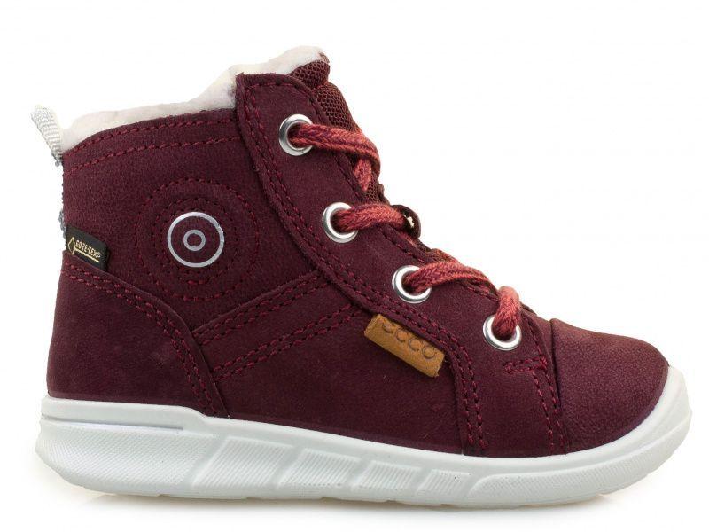 дівчачі черевики ecco first 754211(01070) шкіряні